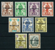 Malta (Británica) Nº 103/... Nuevo Cat.24€ - Malta (...-1964)