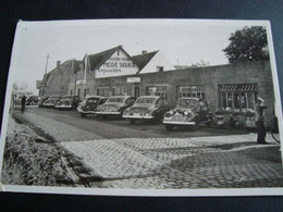 La Façade Ancienne Maison Mère Siska Le Zoute Prop Vve Boerian (hold Timer) - Knokke