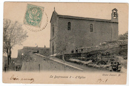 CPA 13 : LA DESTROUSSE 2  - L'Eglise - Ed.Imbert - - Andere Gemeenten