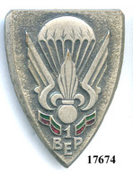 17674 . LEGION .1er BATAILLON ETRANGER PARACHUTISTE - Armée De Terre