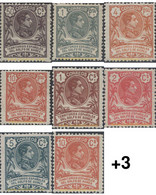 Ref. 246717 * MNH * - SPANISH GUINEA. 1909. GENERAL ISSUE FOR THE SPANISH TERRITORIES OF THE GUINEA GULF . EMISION GENER - Guinée Espagnole