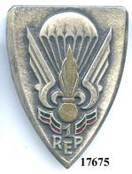 17675 . LEGION .1er REGIMENT ETRANGER PARACHUTISTE - Armée De Terre