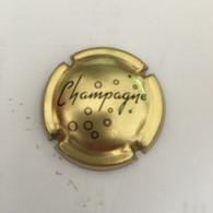 Capsule De Champagne - Générique - 611b Or Mat - Other