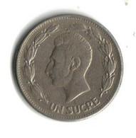 Ecuador 1 Sucre 1946 - Ecuador
