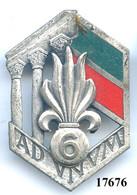 17676 . LEGION .6e REGIMENT ETRANGER D'INFANTERIE - Armée De Terre
