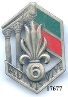 17677 . LEGION .6e REGIMENT ETRANGER D'INFANTERIE - Armée De Terre