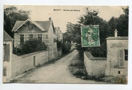 51 MERFY Route De Reims Jolie Villa 1928 écrite Timbrée     D11 2019 - Andere Gemeenten