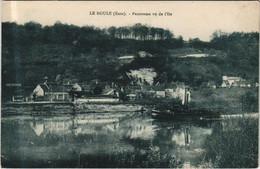 CPA LE ROULE Panorama Vu De L'Ile (1161098) - Autres Communes