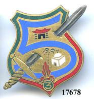 17678 . LEGION .5e Cie Du 2e BTON Du 3e REI - Armée De Terre
