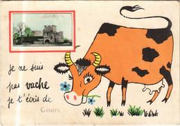 CPM GISORS Fort - Cow (1161407) - Gisors