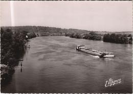 CPM GAILLON Les Bords De La Seine A Aubevoye (1161428) - Altri Comuni