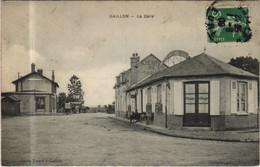 CPA GAILLON La Gare (1161545) - Other Municipalities