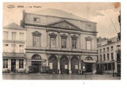 MONS - Le Théatre- Envoyée En 1920 - édition V.P.F. - Mons