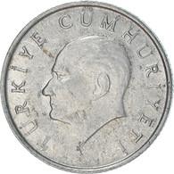 Monnaie, Turquie, 5 Lira, 1985, TTB+, Aluminium, KM:963 - Turkey
