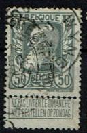 78  Obl  Wyngene + Autre Obl.  + 4 - 1905 Breiter Bart