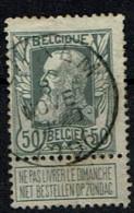 78  Obl  Merxem - 1905 Breiter Bart