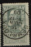 78  Obl  Gembloux - 1905 Breiter Bart