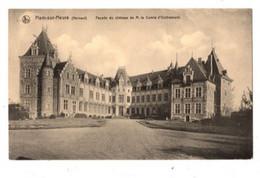 HAM SUR HEURE - Façade Du Château De M Le Comte D' Oultremont - Non Envoyée - édition Nels No 10 - Ham-sur-Heure-Nalinnes