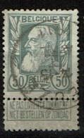 78  Obl  Leuze - 1905 Breiter Bart