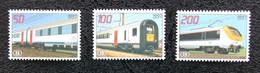 CHEMINS  DE  FER     TRV  3 / 5   NEUFS  **    ( 1997 )     COB  :  20,00 €   !!! - 1952-....