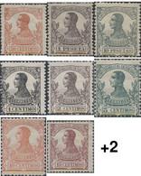 Ref. 654543 * MNH * - SPANISH GUINEA. 1912. ALFONSOXIII . ALFONSO XIII - Guinée Espagnole