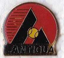 PIN S TENNIS ANTIGUA - Tennis