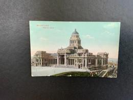 Brussel Stad - Palais De Justice - Justitiepaleis - Bruxelles (Città)