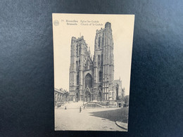 Brussel Stad - Eglise Saint-Gudule - Sint Gudula Kerk - Bruxelles (Città)
