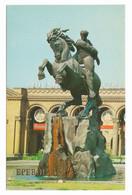 Armenia, Yerevan, Monument To David Of Sasun. USSR . Horseman 1981 - Armenia