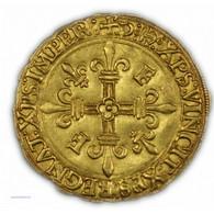 Ecu D'or Au Soleil FRANCOIS Ier (Bayonne), 21/07/1519 - SUPERBE, Lartdesgents.fr - 1515-1547 François Ier