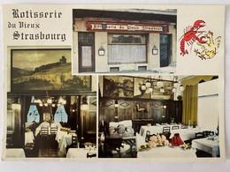 CP. 54 Bruxelles - Rôtisserie Du Vieux Strasbourg - Hotels & Restaurants