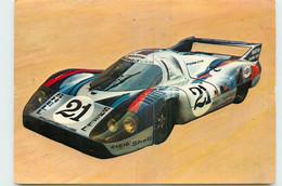 72* LE MANS   Porshe  917  1970 CPSM 10x15cm)      MA54-0137 - Le Mans