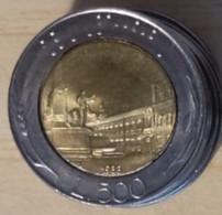 ITALIA REPUBBLICA LIRE 500  ANNO 1984 - 500 Lire