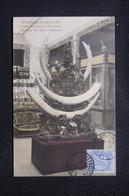 BELGIQUE - Oblitération De L 'Exposition De Liège En 1905 Sur Carte Postale ( Défenses D'Éléphants D'Asie ) - L 106274 - 1905 Breiter Bart