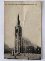 CP. 58 Eglise De Ploegsteert Avant Le Bombardement, 1914 - Komen-Waasten