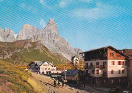 (QU469) - DOLOMITI (Trento) - Il Passo Rolle - Trento