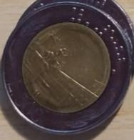 ITALIA REPUBBLICA LIRE 500  ANNO 1986 - 500 Lire