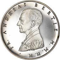 Monnaie, MALTA, ORDER OF, Andreas Bertie, 2 Scudi, 1989, FDC, Argent, KM:145 - Malte (Ordre De)