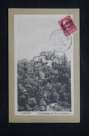 ALLEMAGNE / BAVIERE / WEIMAR - Affranchissement Surchargé De Landstuhl Sur Carte Postale En 1919 - L 106289 - Briefe U. Dokumente