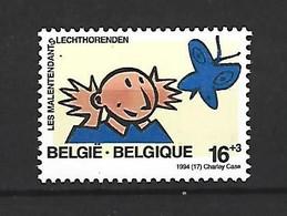Timbre De Belgique Neuf ** N 2580 - Ungebraucht