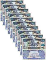 SOMALIA SOMALILAND 500 Shillings 2011 P 6 H UNC X 10 Banknotes - Somalia