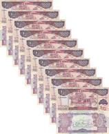SOMALIA SOMALILAND 1000 Shillings 2014 P 20 C UNC X 10 Banknotes - Somalia
