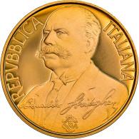 Monnaie, Italie, 50000 Lire, 1993, Rome, FDC, Or, KM:176 - 50 000 Lire