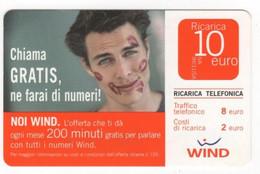Ricarica WIND NOI WIND Chiama Gratis, Ne Farai Di Numeri, Taglio 10,00 Euro, Scad. 30-06-2010, Usata, Publicenter - [2] Sim Cards, Prepaid & Refills
