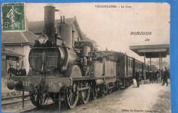 55 - Meuse -   Vaucouleurs - La Gare  -  Train  (N5957) - Autres Communes