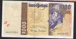ПОРТУГАЛИЯ 1000  1996 - Portugal