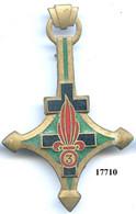 17710 .SAHARA . 3e Cie SAHARIENNE PORTEE LEGION ETRANGERE - Armée De Terre