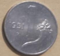 ITALIA REPUBBLICA 1 LIRA 1951 - 1 Lira