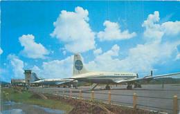Cpsm -    Avion -    Ile De La Martinique , L ' Aérodrome Du Lamentin        Y597 - 1946-....: Modern Era