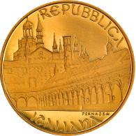 Monnaie, Italie, 100000 Lire, 1996, Rome, FDC, Or, KM:224 - 100 000 Lire